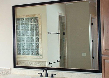 Custom Mirror Installation in Long Island