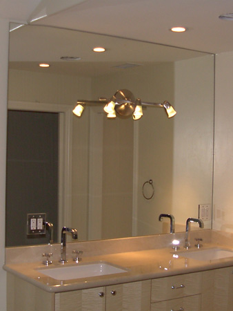 mirrors in the bathroom custom mirror installation and repair in island and 19540