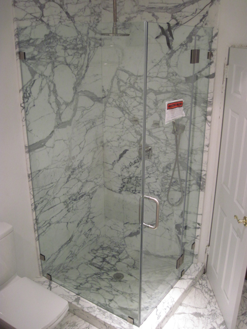 Custom Gl Shower Doors Frameless Long Island